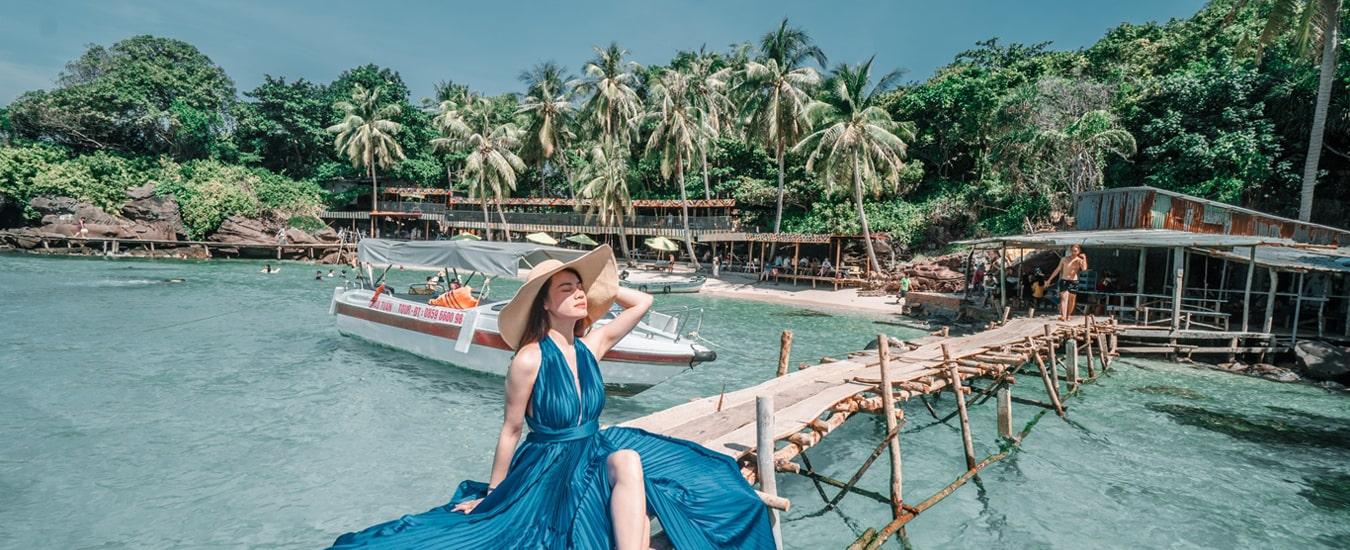 Ngày 1: Hải Dương - Phú Quốc - Tham Quan Đông Đảo (Ăn: Trưa, Tối)