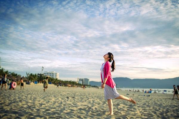 Ngày 1: Hải Dương - Đà Nẵng - Mỹ Khê (Ăn: Trưa, Tối)