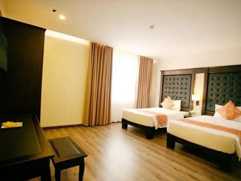 Khách Sạn Hạ Long Park - Giá từ 500k