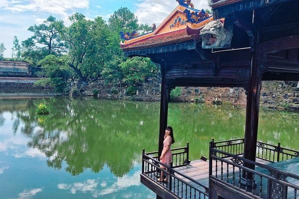 Ngày 4: Chùa Thiên Mụ - Kinh Thành Huế - Khiêm Lăng - Ứng Lăng - Biển Lăng Cô (Ăn: Sáng, Trưa, Tối)