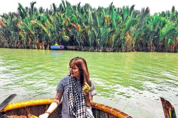 Ngày 2: Hội An - Rừng Dừa Bảy Mẫu - Hội An - Đà Nẵng (Ăn: Sáng, Trưa, Tối)