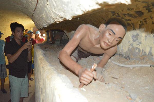 21 tù binh đã trốn thoát được khỏi nhà tù Phú Quốc