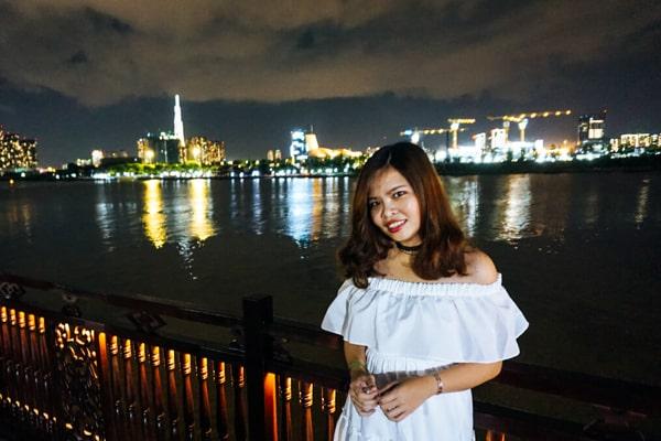 Ngày 1: Hải Dương - Sài Gòn (Ăn: Trưa, Tối)
